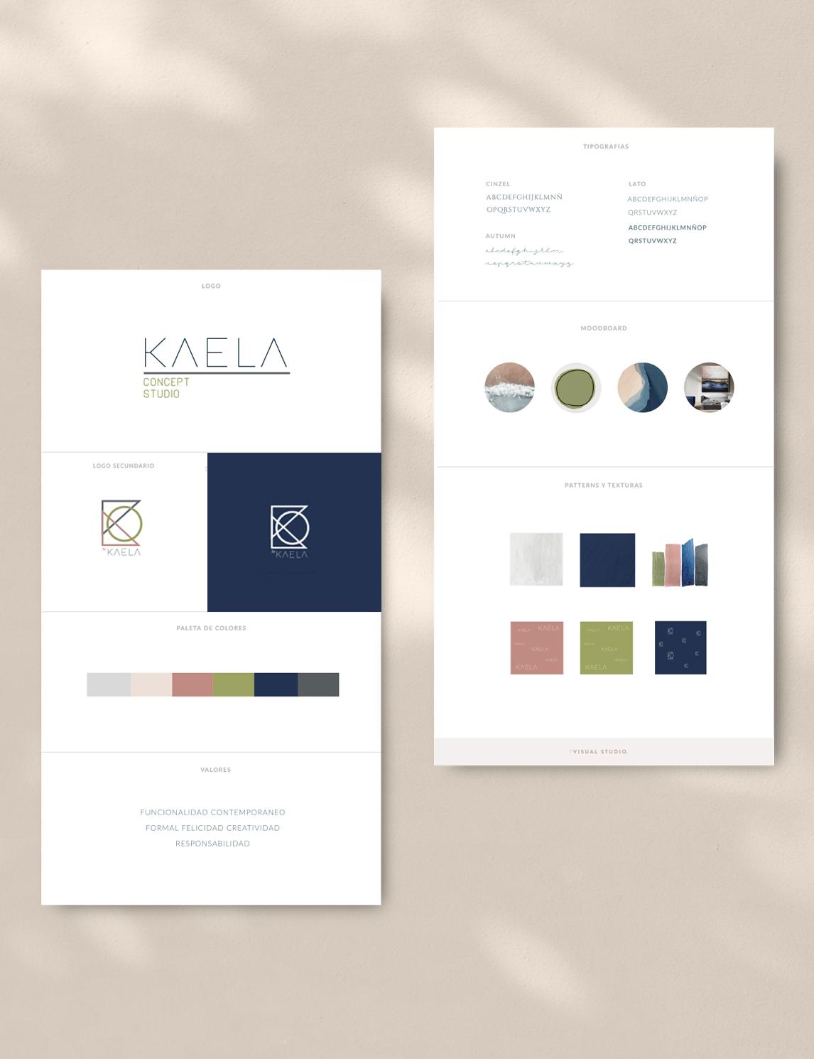 identidad visual estudio diseño interiores